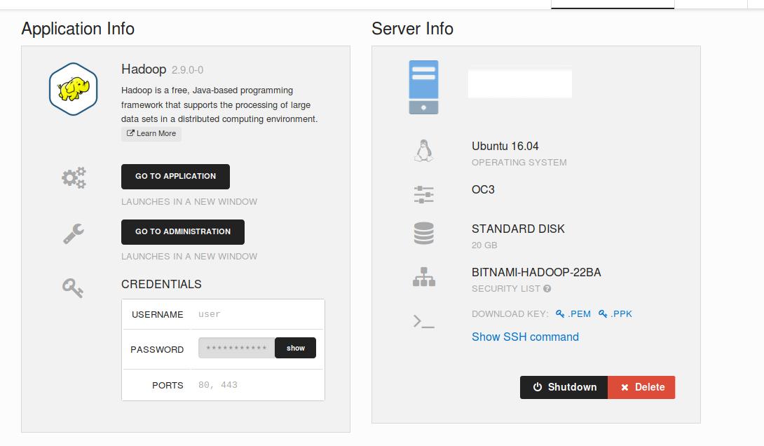 running Hadoop & Big Data on Oracle Cloud Infrastructure