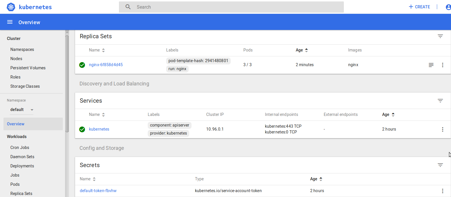 06 – Getting onto Oracle Kubernetes Engine Dashboard | Cloud-Blogs