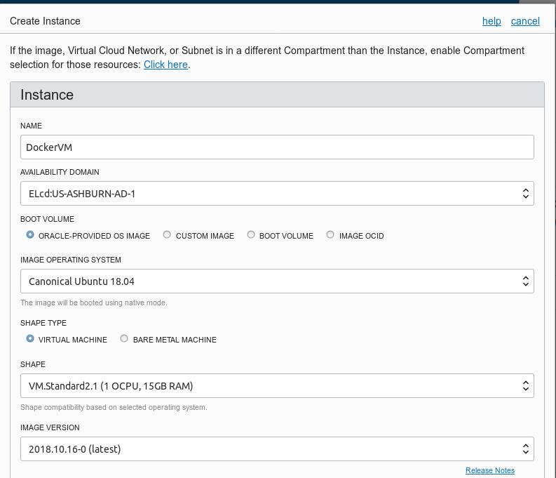 Comprehensive Blog on Dockers running on OCI | Cloud-Blogs